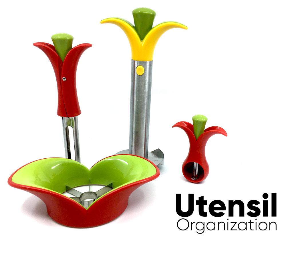 Joie Blossom Utensils Kitchen Tools Utensil Org